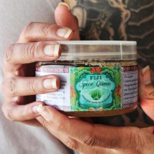Fiji Spice Queen Hands