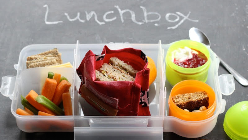 Litterless Lunchbox Example