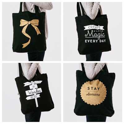 Toodles Noodles Tote collection
