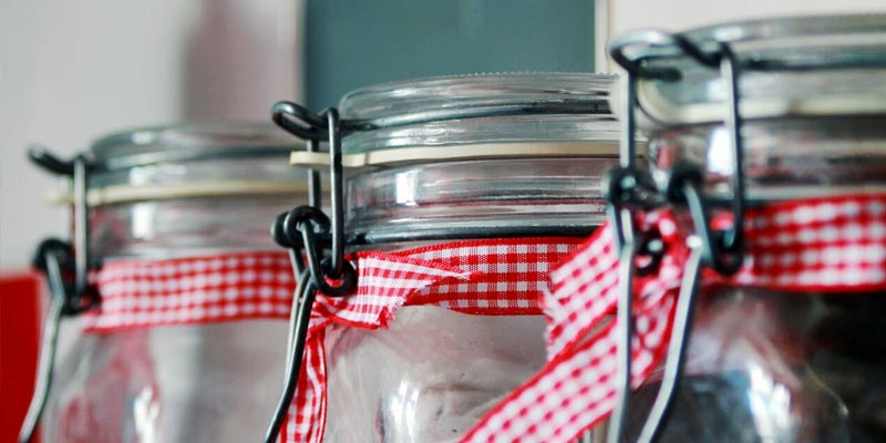 Mason Jar Sustainable Gift Idea