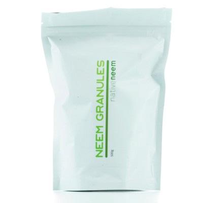 Organic Neem Tree Granules
