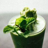 Eat more veggies with this green smoothie