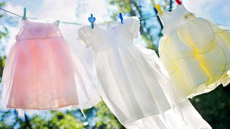 Eco Friendly Laundry Drying
