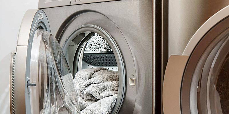 washer and dryer use versus eco friendly laundry