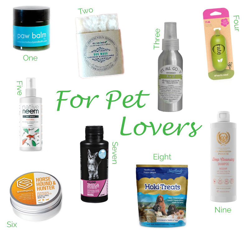 Gifts for Pet Lovers Collection Christmas 2019