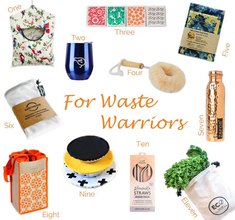 Gifts for Waste Warriors Collection Christmas 2019