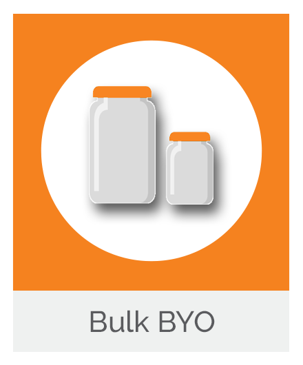 BYO Bulk Store Containers