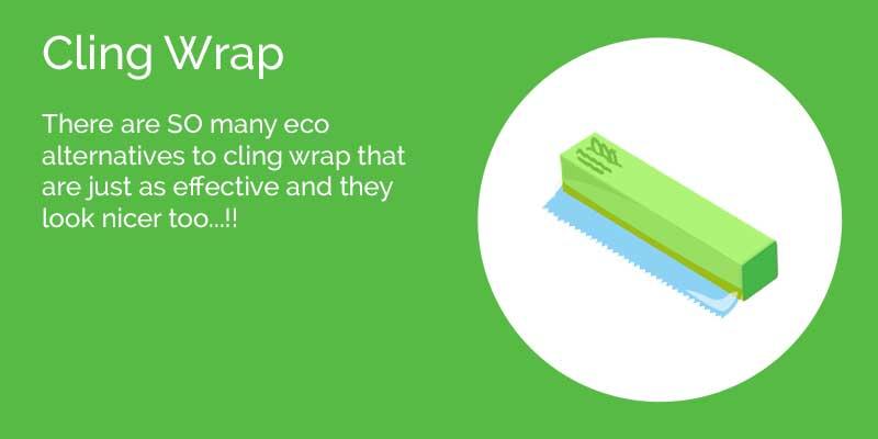 Cling Wrap alternatives