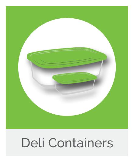 BYO Deli Containers