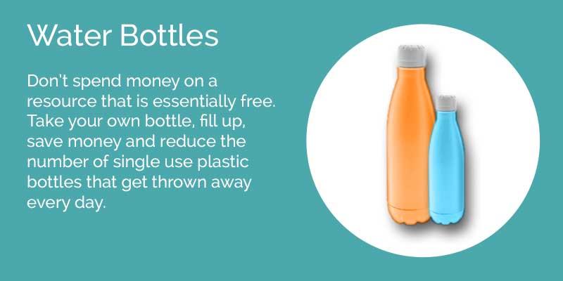 Refillable Water Bottles header