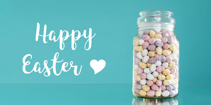Jar of Mini Eggs