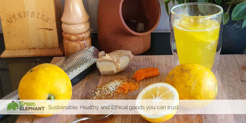 Turmeric Tea Ingredients