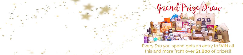 Christmas Prize 2019 Banner