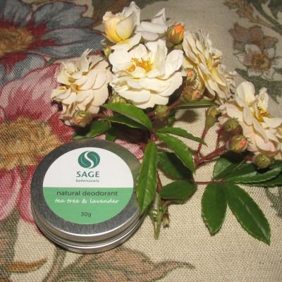 Natural Deodorant Tea Tree & Lavender Image