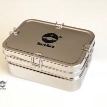 Bento Ninja Lunchbox System - 18 x 13 x 8cm