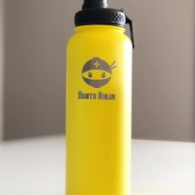 1.15L Stainless Steel Double Insulated Water Bottle