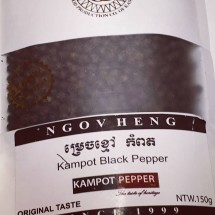 150gm value pack black peppercorns