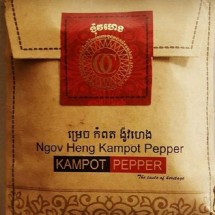 Kampot Peppercorns 50gm packs.