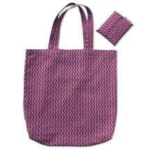 Carry Pouch - Purple vines