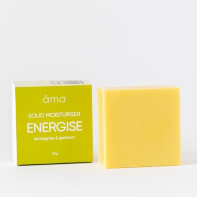 Ama Body Bar – Energise Solid Moisturiser Image