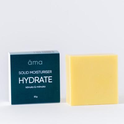 Ama Body Bar – Hydrate Solid Moisturiser Image