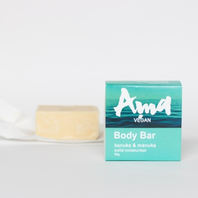 Ama Vegan Body Bar – Hydrate Solid Moisturiser Image