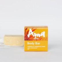Ama Vegan Body Bar - Moisturise Solid Moisturiser