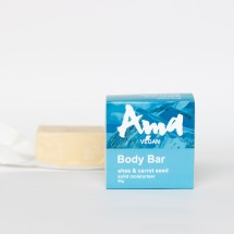 Ama Vegan Body Bar - Nourish Solid Moisturiser Image