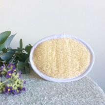Oval Bath Mitten - Cotton