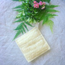 Vegetable Square Sponge (Linen range)