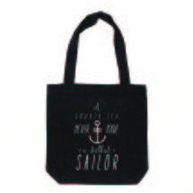 A Smooth Sea Tote Bag Image