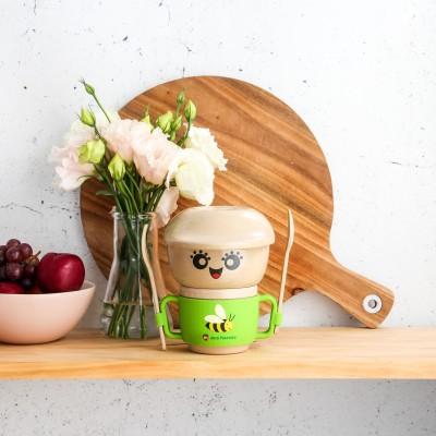 Munch Eco Hero Feeding Set Image