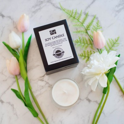 Scented Soy Candle Image