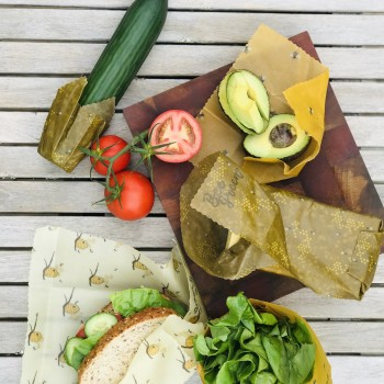 Bee Green Food Wraps Store Photo