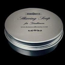 Men's Handmade Shaving Soap in Tin