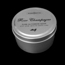 Rose Champagne Pure Glycerine Soap