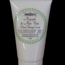 Aloe Vera & Avocado Hand Therapy Cream