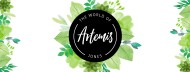 The World of Artemis Jones Logo