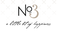No3 LTD Logo