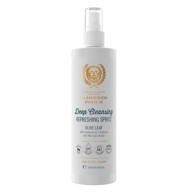 Deep Cleansing Refreshing Spritz with Olive Leaf Image