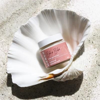 Rose Geranium Deodorant Image