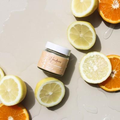 Citrus + cedarwood Deodorant Image