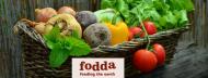 Fodda - Feeding the Earth Logo