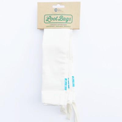 LOOT BAGS – ORGANIC COTTON reusable bags Image