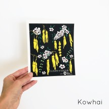 SPECIAL | SPRUCE Biodegradable Dishcloth | Kowhai