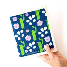 SPRUCE Biodegradable Dishcloth | Cactus