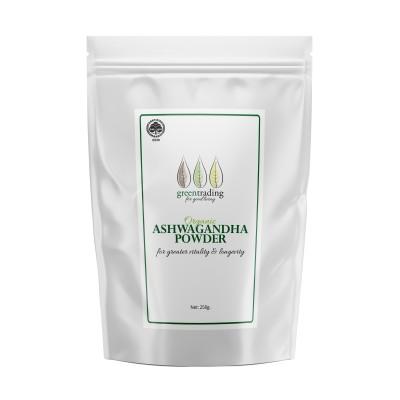 Organic Ashwagandha Powder 250gm Image