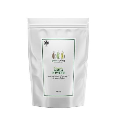 Organic Amla Powder 250gm Image