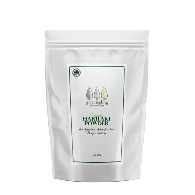 Organic Haritaki Powder 250gm Image