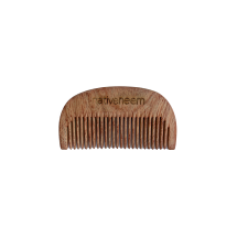 Wooden Neem Pocket Comb